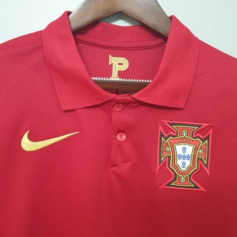 Clan Relámpago Imperativo  Camisa Nike Portugal (EURO 2020) - Roupas e calçados - Marambaia, Belém  702045397 | OLX