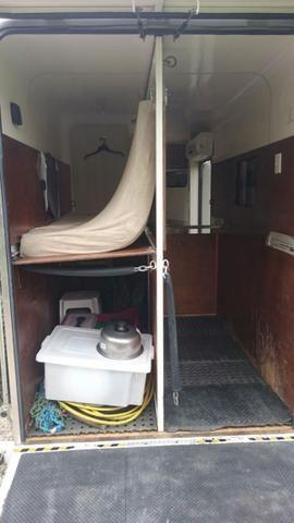 Carretinha trailer para cavalos - Foto 10
