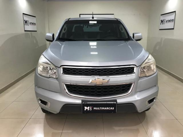 CHEVROLET S10 2.5 LT 4X2 CD 16V FLEX 4P MANUAL - Foto 2