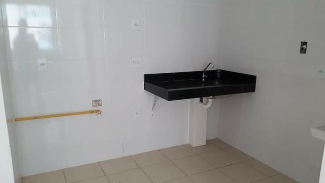 Baixou o preço!! Apartamento 1 Quarto Cond Atual Residencial Samambaia Sul - Foto 14