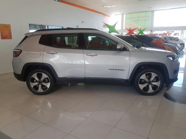 COMPASS 2018/2019 2.0 16V FLEX LONGITUDE AUTOMÁTICO - Foto 3