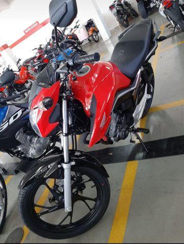 Moto Honda Fan 160 Entrada Financiamento: 1.000 Entrada Consórcio: 196,00. - Foto 7