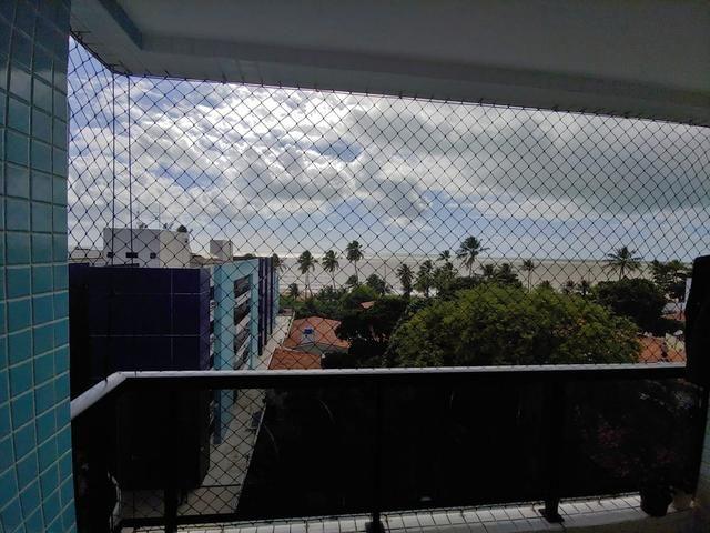 Apartamento 89m na beira mar do Cabo Branco - Foto 18