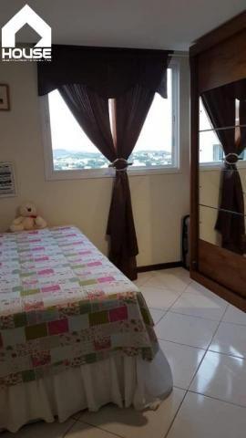 Apartamento à venda com 3 dormitórios em Praia do morro, Guarapari cod:AP1013 - Foto 3