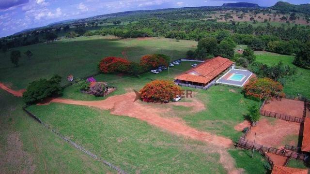 Fazenda à venda, 5614400 m² por R$ 15.000.000,00 - Zona Rural - Cachoeira Alta/GO - Foto 7