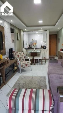 Apartamento à venda com 3 dormitórios em Praia do morro, Guarapari cod:AP1013 - Foto 4