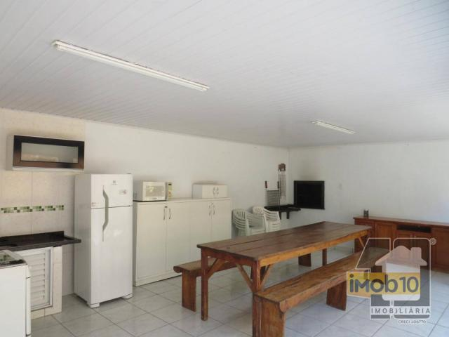Apartamento com 2 dormitórios para alugar, 56 m² por R$ 950,00/mês - Edificio Itatiaia - F - Foto 14