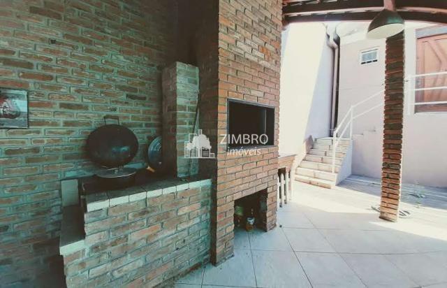 Casa dos Seus Sonhos! 3 Dormitórios, Garagem, Jardim, Churrasqueira, Pronta para Você. - Foto 17