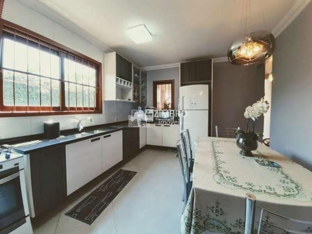Casa dos Seus Sonhos! 3 Dormitórios, Garagem, Jardim, Churrasqueira, Pronta para Você. - Foto 8