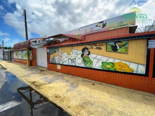 Casa para alugar, 600 m² por R$ 4.800,00/mês - Vila União - Fortaleza/CE - Foto 2