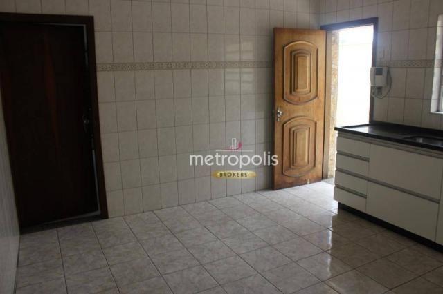 Sobrado com 4 dormitórios para alugar, 246 m² por R$ 4.000/mês - Cerâmica - São Caetano do - Foto 18