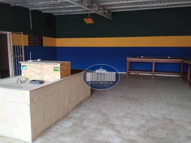 Barracão para alugar, 150 m² por R$ 2.200,00/mês - Jardim do Prado - Araçatuba/SP - Foto 5