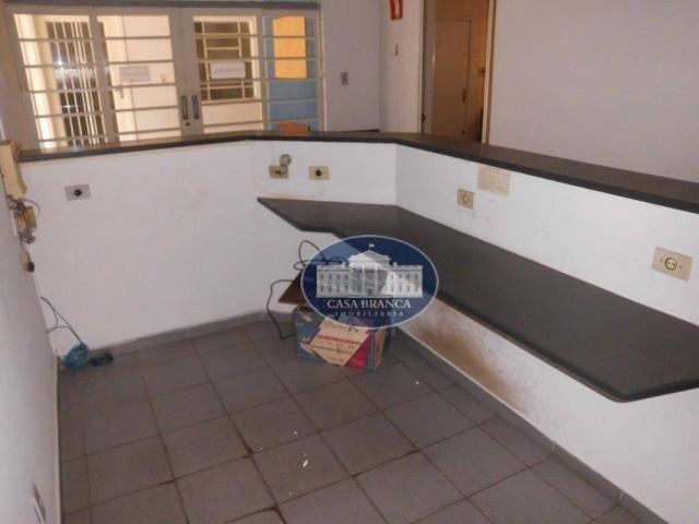 Casa com 4 dormitórios para alugar, 350 m² por R$ 2.400/mês - Bairro das Bandeiras - Araça - Foto 12