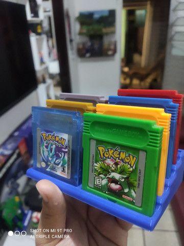 Jogo pokémon cartucho game boy color - Foto 3