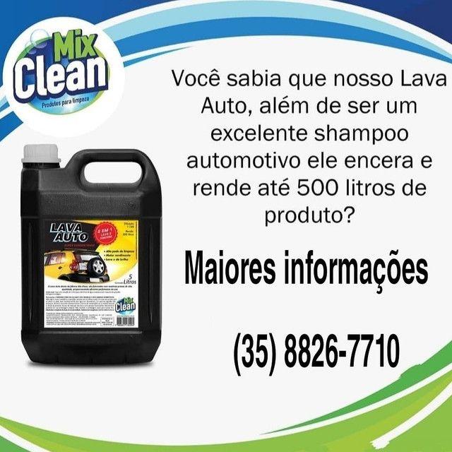 Produtos de limpeza Mix Clean  - Foto 3