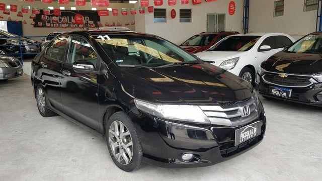 Honda City 1.5 automático EXL completíssimo, impecavel - Foto 15