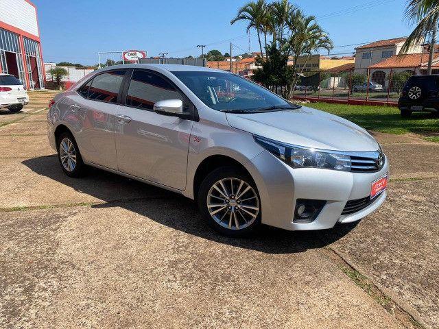 Toyota corolla xei 2.0 completo automático - 2015 - Foto 10