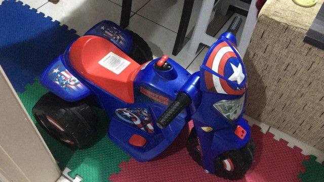 Moto elétrica Avengers 420,00 - Foto 2
