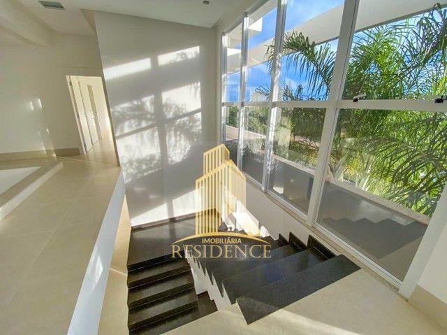 Casa de Luxo Alphaville 1 - Cuiabá - ótima localização no condomínio.  - Foto 4