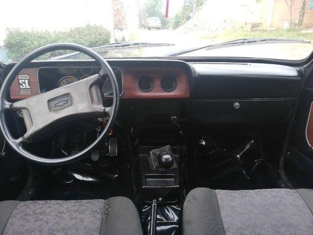Chevette 1979 com motor AP 2.0 injetado MI, em ótimo estado. - Foto 7