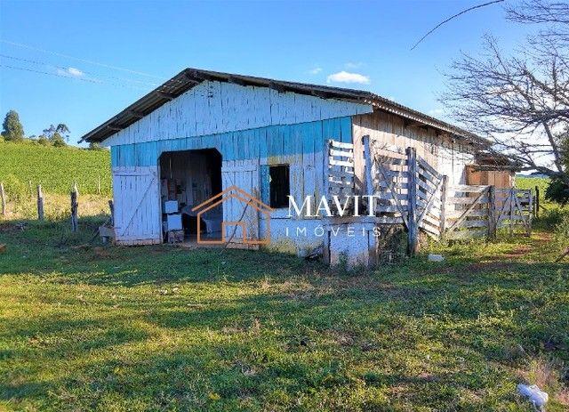 Terreno Rural 25 hectares com Casa e Galpão em Capão Alto SC - Foto 4
