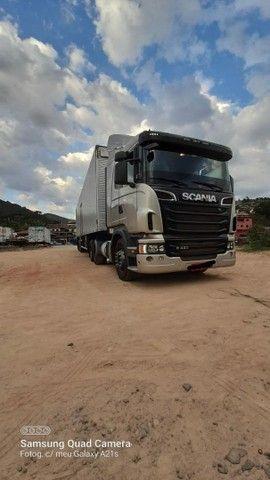 Carreta e Cavalinho Scania R440  - Foto 8