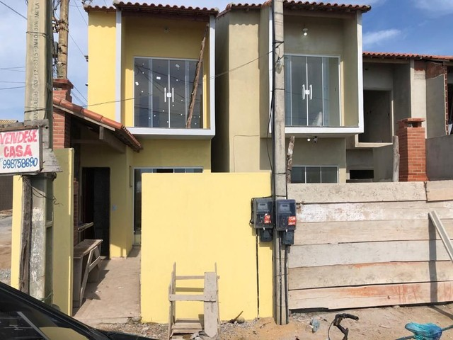 Casa de 2 quartos em frente a praia de Unamar Cabo Frio - fora de condomínio - Foto 7