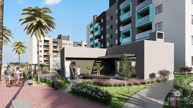 Apartamento à venda com 3 dormitórios em Contorno, Ponta grossa cod:1589 - Foto 5