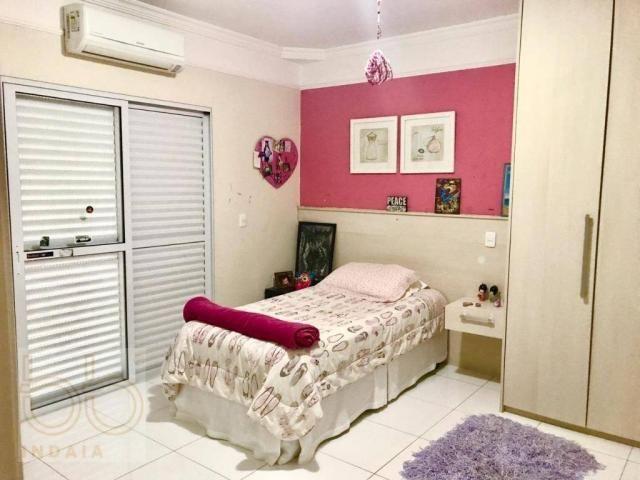 Casa com 3 dormitórios à venda, 336 m² por R$ 1.120.000,00 - Condomínio Amstalden Residenc - Foto 17