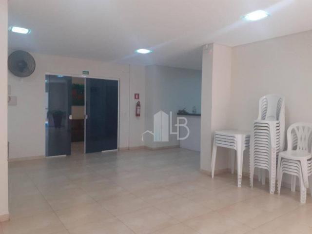 Apartamento com 3 quartos para alugar, 90 m² por R$ 2.200/mês - Centro - Uberlândia/MG - Foto 7