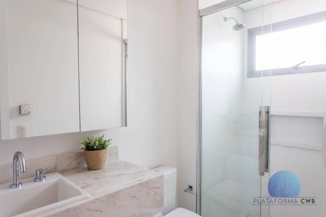 Apartamento com 2 dormitórios à venda por R$ 780.700,00 - Mercês - Curitiba/PR - Foto 16