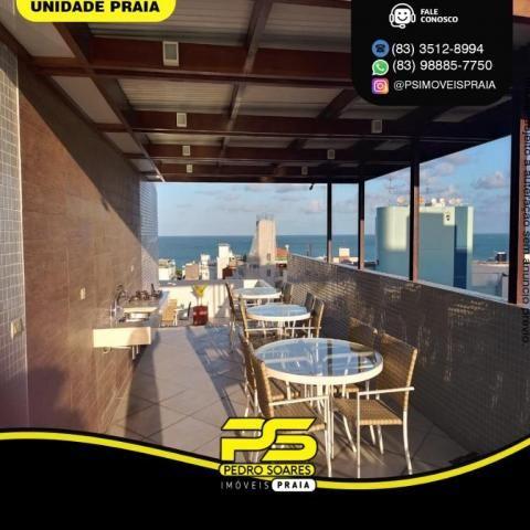 Apartamento com 3 dormitórios para alugar, 157 m² por R$ 6.500/mês - Tambaú - João Pessoa/ - Foto 4