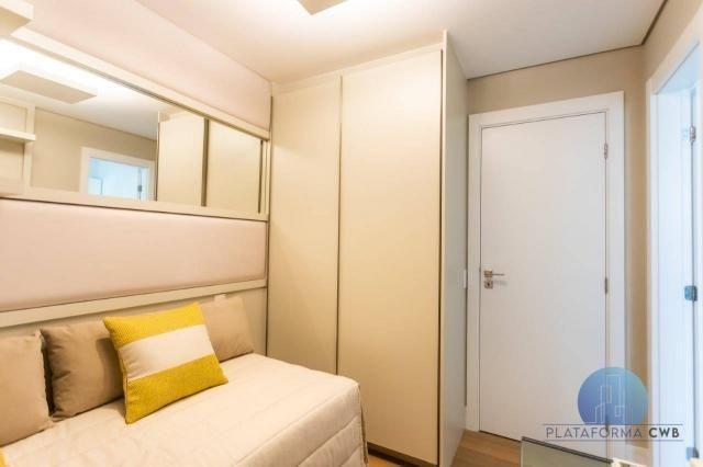 Apartamento com 2 dormitórios à venda por R$ 780.700,00 - Mercês - Curitiba/PR - Foto 15