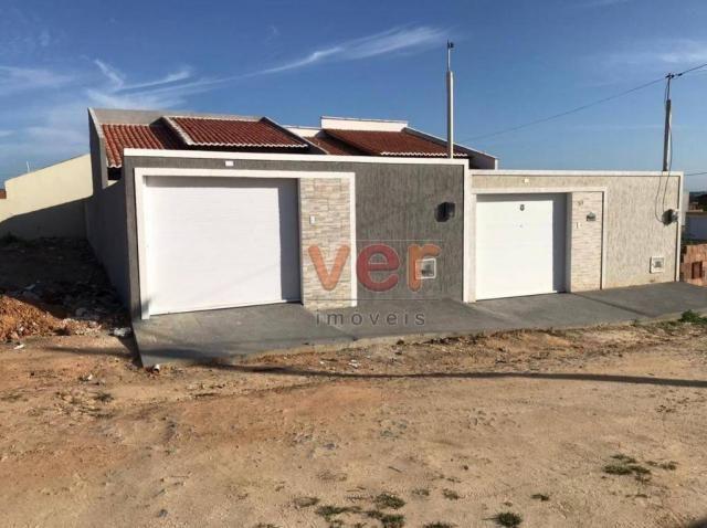 Casa à venda, 89 m² por R$ 159.000,00 - Ancuri - Itaitinga/CE - Foto 15