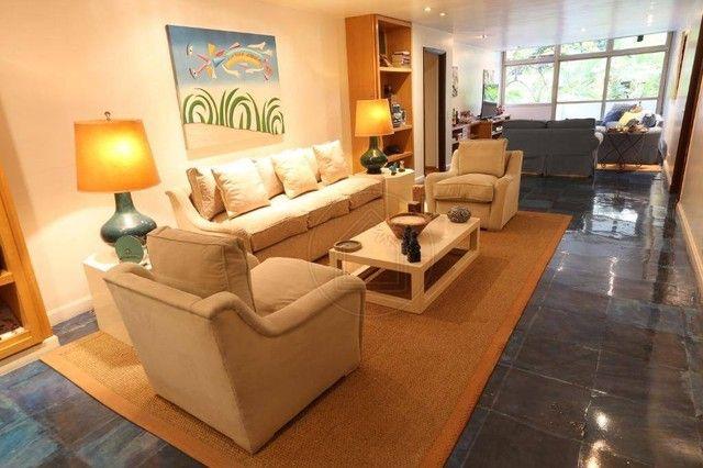 ATLÂNTICA, Posto 4! Clássico apartamento frontal mar, sol manhã, 677 m², 3 vagas! - Foto 14