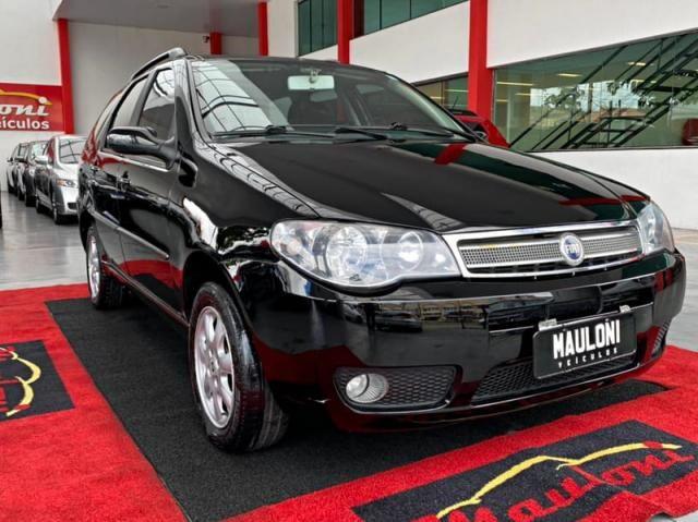 FIAT PALIO WEEKEND 1.4 ELX 8V FLEX 4P MANUAL - Foto 6
