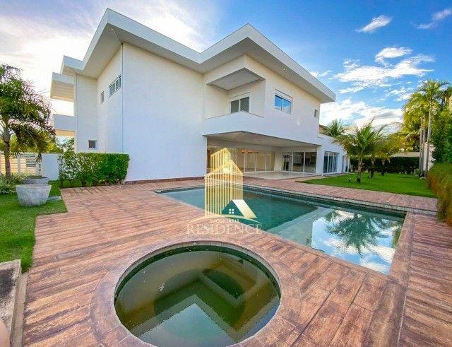 Casa de Luxo Alphaville 1 - Cuiabá - ótima localização no condomínio.