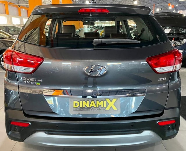 Hyundai Creta Prestige 2.0 At 2018 - Foto 6