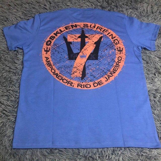 Camisas Osklen Malhão (PROMOÇÃO)  - Foto 2