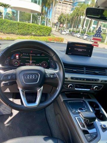 Audi Q7 2016 EM ESTADO DE ZERO KM - Foto 11