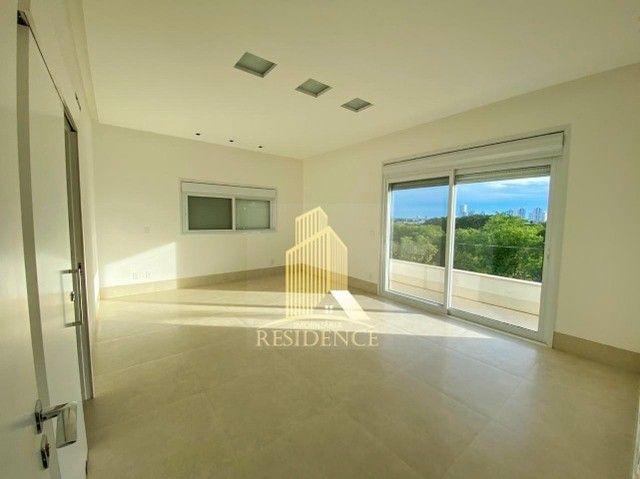 Casa de Luxo Alphaville 1 - Cuiabá - ótima localização no condomínio.  - Foto 8