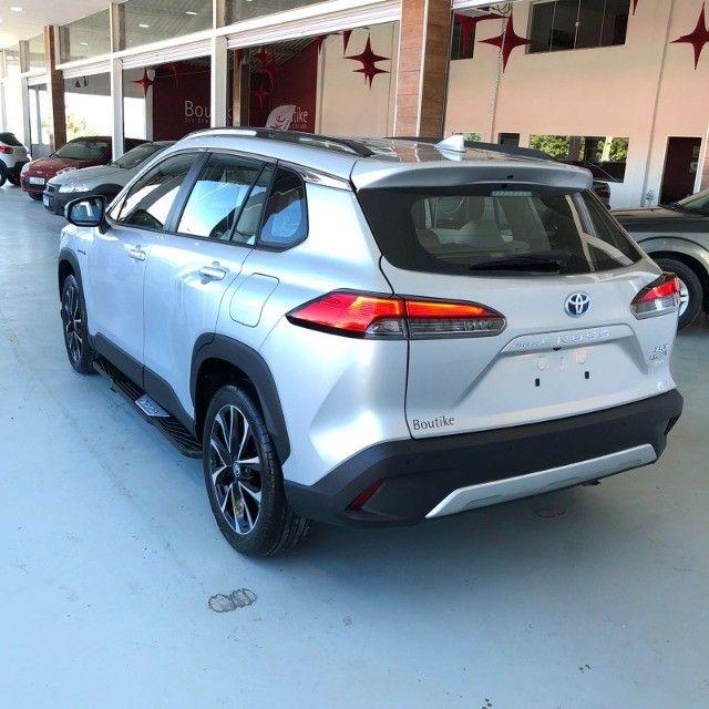 Toyota Corolla Cross Hybrid 2022 0km - Foto 5