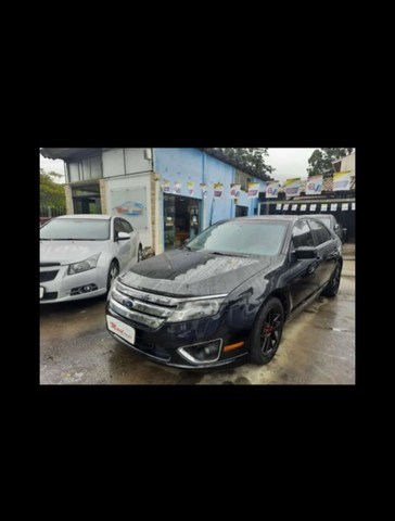 Ford Fusion 2012 2.5