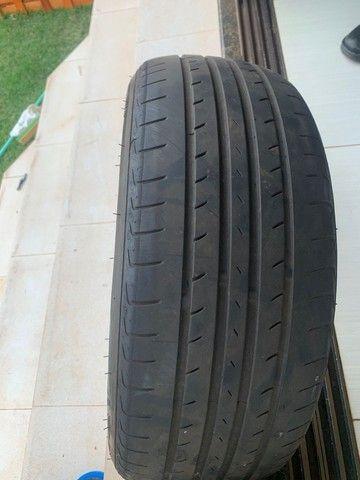 Pneus aros 16 usados (o valor é para os dois pneus) - Foto 2