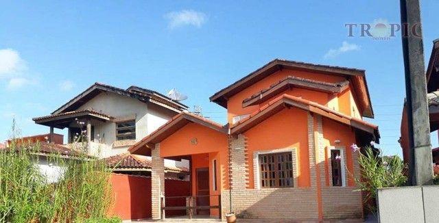 Casa com 3 dormitórios à venda, 153 m² por R$ 690.000,00 - Morada da Praia - Bertioga/SP