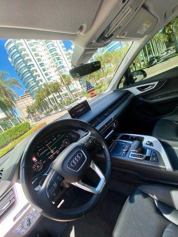Audi Q7 2016 EM ESTADO DE ZERO KM - Foto 10
