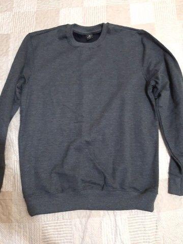 Camiseta de moletom masculino  - Foto 2