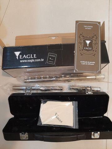 Flauta Transversal Eagle FL 03N - Foto 4