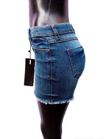 Short Jeans Cós alto - Foto 4