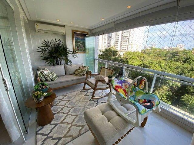 Apartamento venda com 180 metros quadrados com 3 quartos suítes em Patamares - Salvador -  - Foto 2